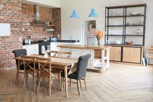 cocinas de ladrillo rustico Decoracin De Cocinas Rsticas Con Encanto Bricolaje10com