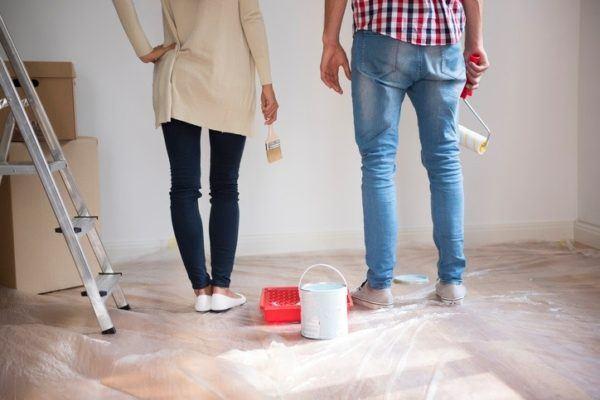 eso s antes de pintar incluso antes de hacer la pintura pizarra debemos aplicar una capa de imprimacin a la zona que queremos pintar