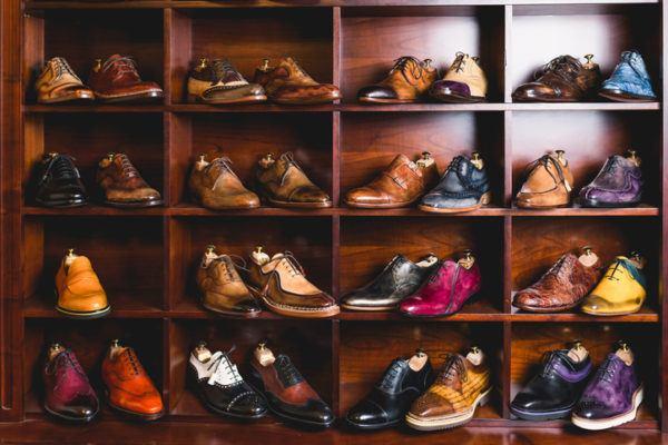 Como hacer un zapatero lujo