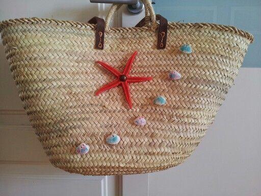 C mo decorar cestas de mimbre con materiales reciclados bricolaje 10 - Como forrar cestas de mimbre ...