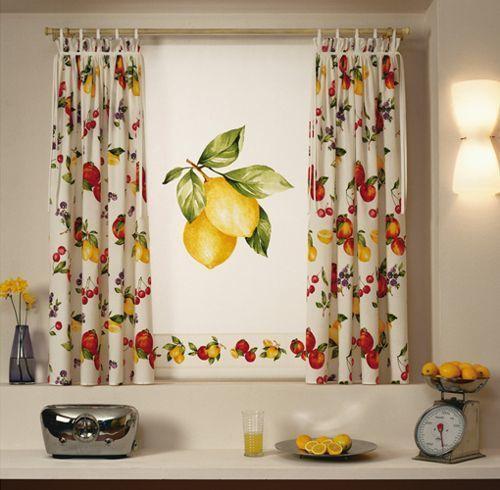 C mo hacer una cortina para la cocina for Como hacer una cocina