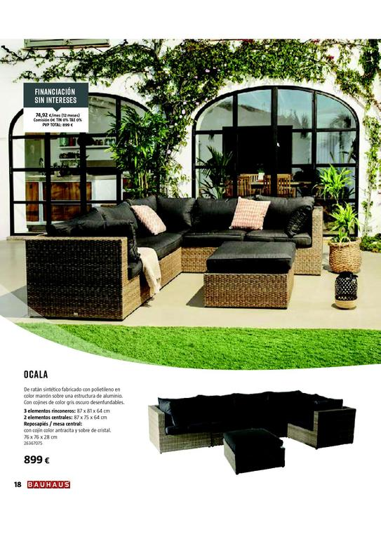 Catálogo Bauhaus Jardín 2020 Bricolaje10 Com