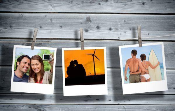 decorar-una-pared-con-fotos-colgadas-istock