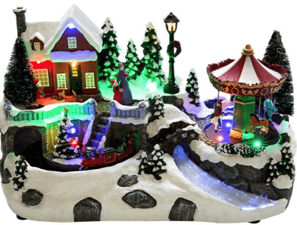 Catálogo Navidad Leroy Merlin 2020 casa decorativa led