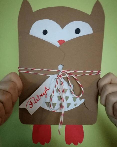 Tarjetas de Navidad 2020 Artesanales portada animales