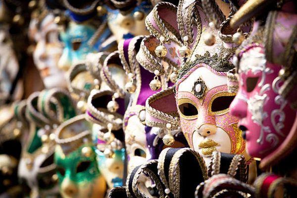 Como hacer una mascara de carnaval