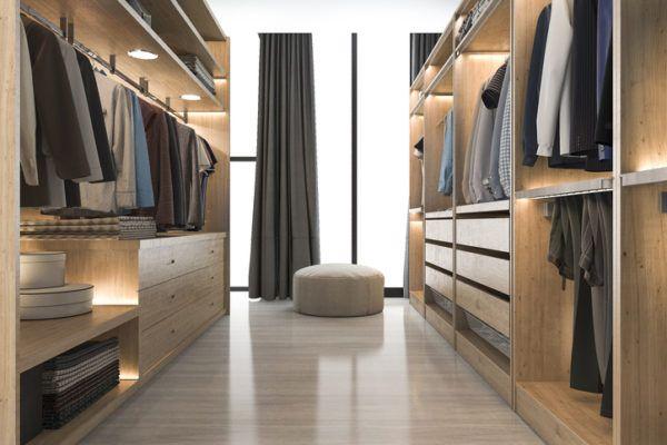 Las mejores maneras para ordenar tu habitacion vestidor