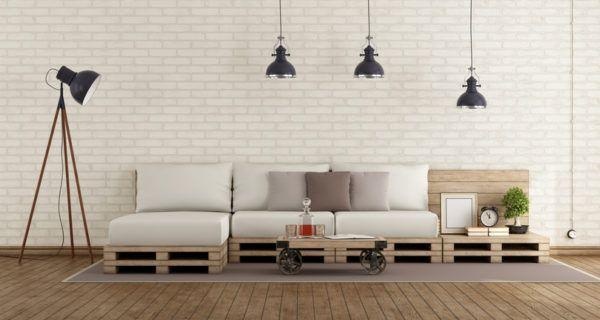 Como hacer un sofa comodo de palets europeos