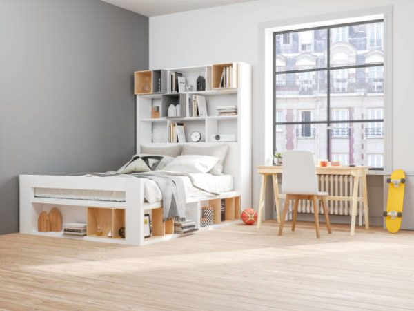 Las mejores ideas y claves para decorar una habitacion juvenil cama