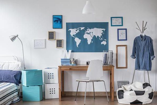 Las mejores ideas y claves para decorar una habitacion juvenil posters
