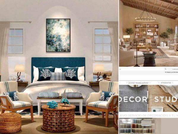Decor Studio, el nuevo servicio de decoración de El Corte Inglés