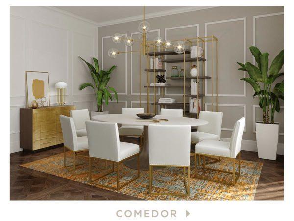 Decor Studio, el nuevo servicio de decoración de El Corte Inglés catálogo exclusivo