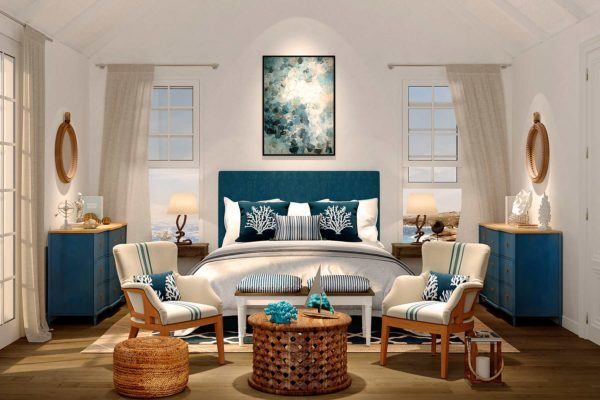 Decor Studio, el nuevo servicio de decoración de El Corte Inglés dormitorio