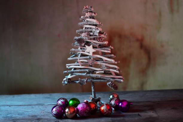 Arboles de navidad 2020 2021 diy manualidades originales arbol pequeño ramitas