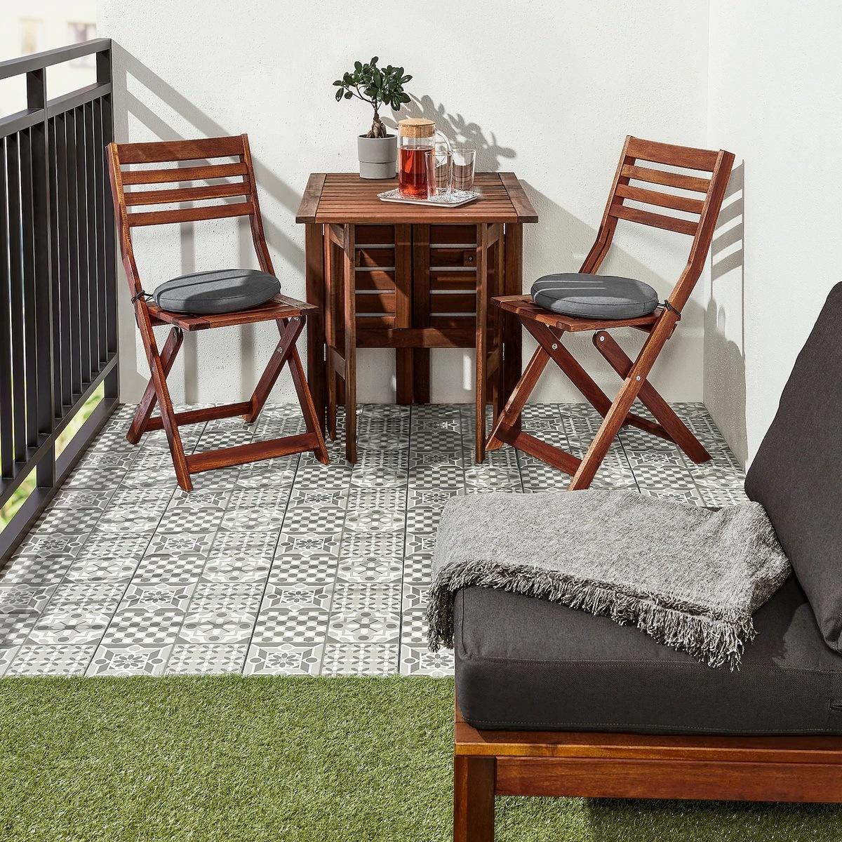 Catalogo parquet IKEA Enero 2021 FOTOS suelo mallsten detalle estampado 2