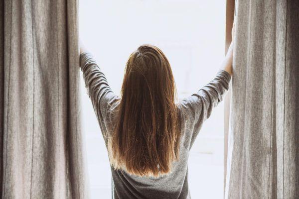 Como hacer cortinas sin ener coser