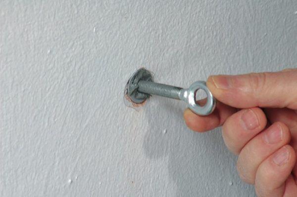 Como poner taco quimico fijar con fuerza pared