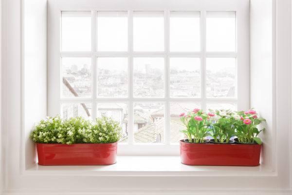 Mejores consejos decorar piso pequeno alfeizar