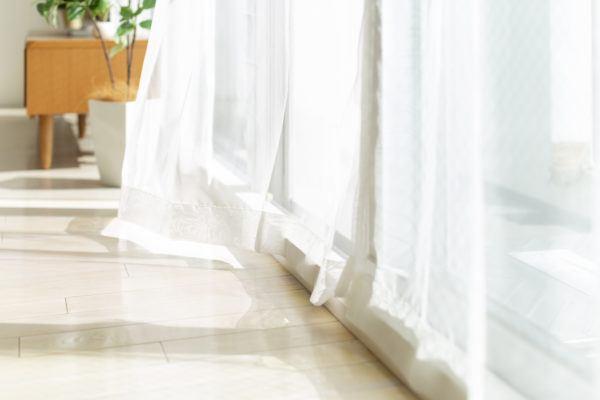 Mejores consejos decorar piso pequeno cortina