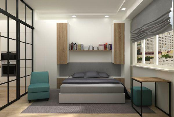 Mejores consejos decorar piso pequeno dormitorio