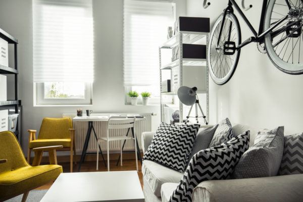 Mejores consejos decorar piso pequeno ventana