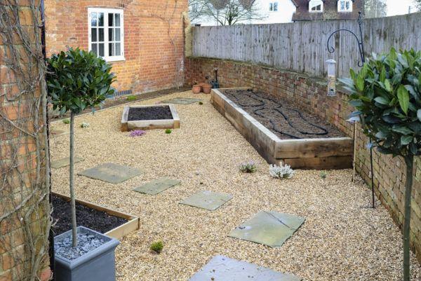Mejores trucos para jardin pequeno parezca grande espacio vacio