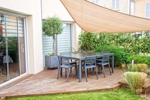Mejores trucos para jardin pequeno parezca grande muebles de jardin