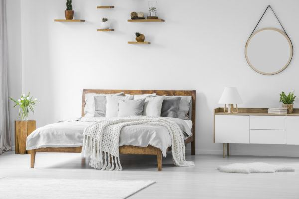 Hacer cama de madera