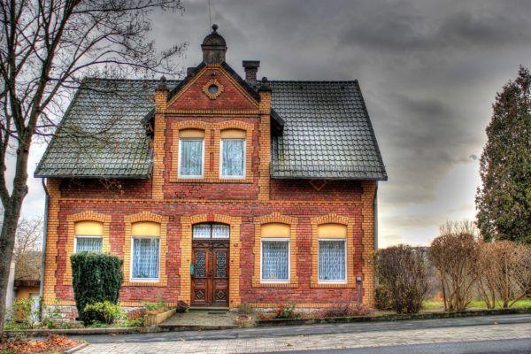 Mejores fotos ideas para fachadas casas clasicas ladrillo tejado negro