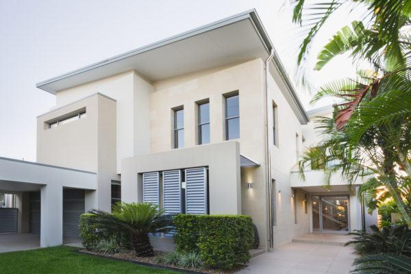 Mejores fotos ideas para fachadas casas minimalistas blanca