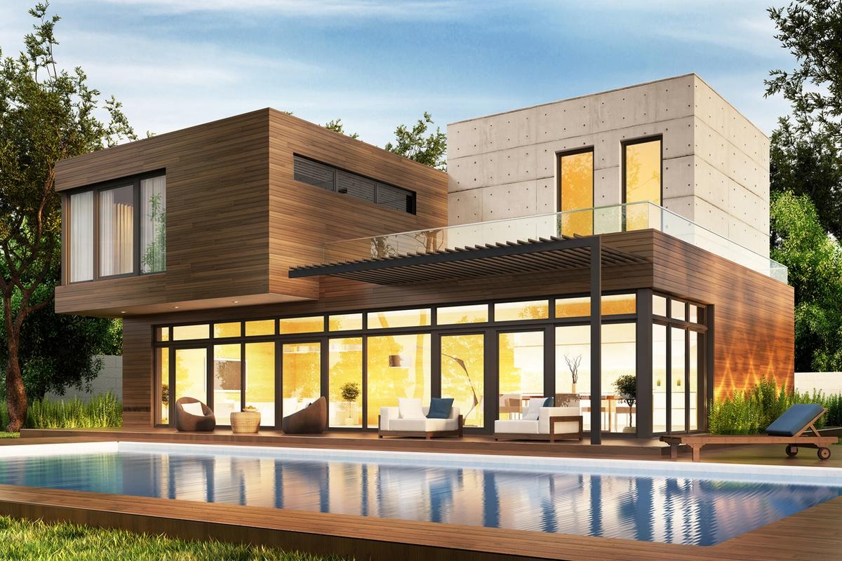 Mejores fotos ideas para fachadas casas minimalistas