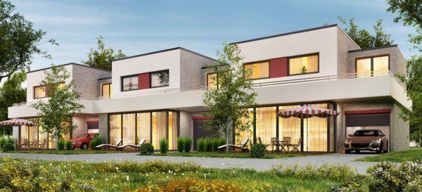 Mejores fotos ideas para fachadas casas modernas adosados