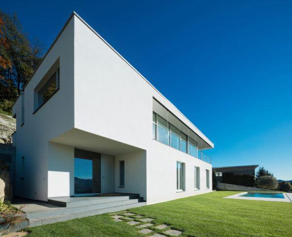 Mejores fotos ideas para fachadas casas modernas blanca