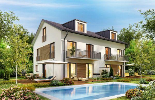 Mejores fotos ideas para fachadas casas modernas casa clasica