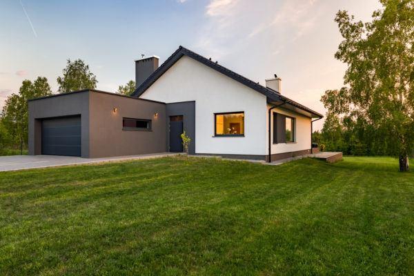 Mejores fotos ideas para fachadas casas modernas tejado punta blanca