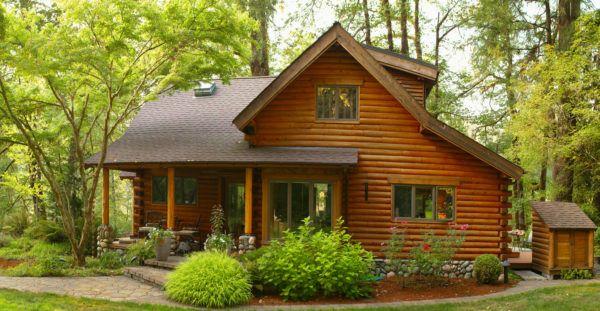Mejores fotos ideas para fachadas casas rusticas de madrea