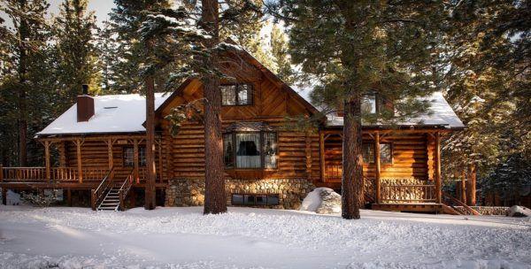 Mejores fotos ideas para fachadas casas rusticas en la nieve