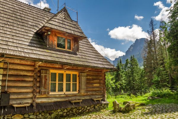 Mejores fotos ideas para fachadas casas rusticas madera montañas