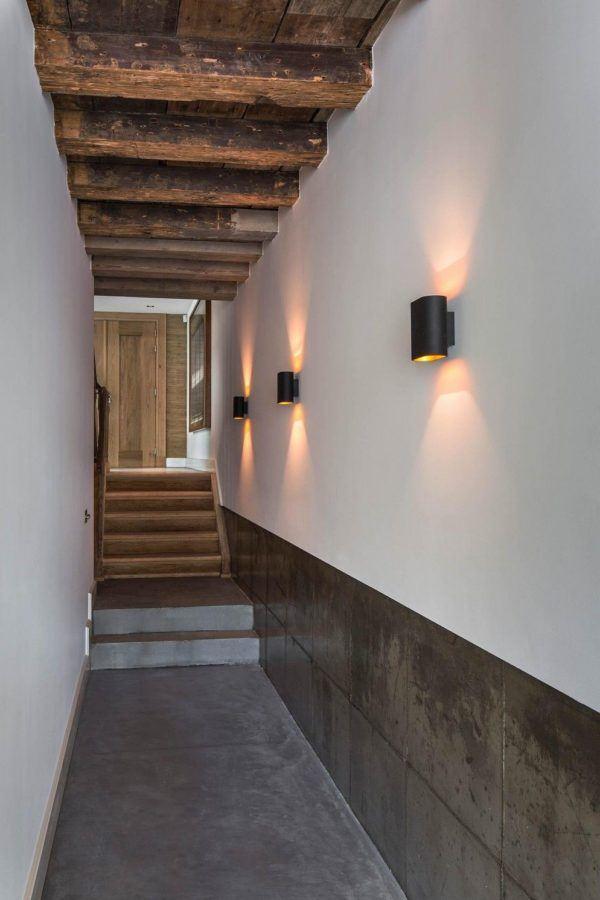 Como decorar pasillo escaleras