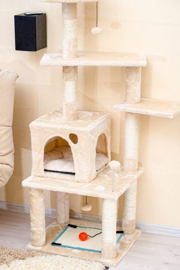 Mejores manualidades dia internacional gato juguete