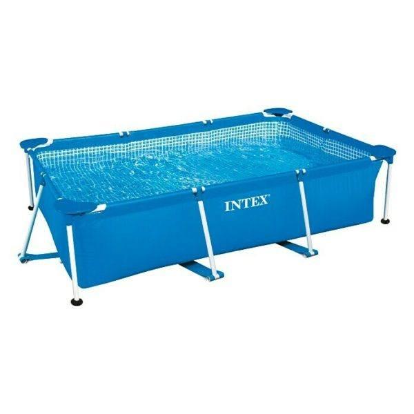 Catalogo bauhaus jardin Intex Piscina Frame Pool Set Family