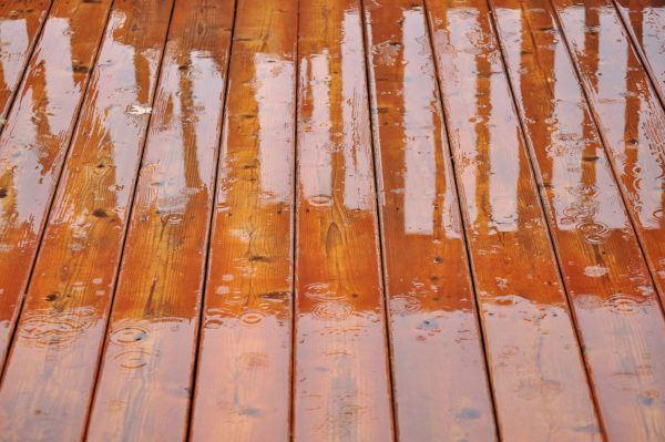 Como podemos impermeabilizar la terraza barniz