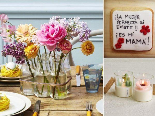 las mejores ideas para decorar la casa en el Día de la Madre portada