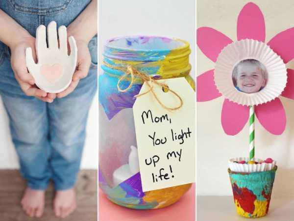 Manualidades fáciles Día de la Madre para niños portada