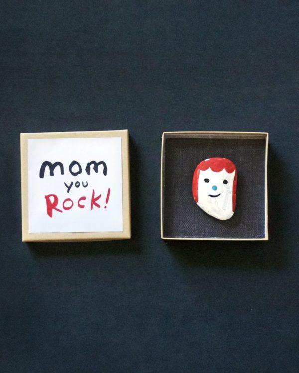 Manualidades fáciles Día de la Madre para niños patata