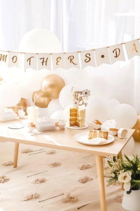 Las mejores ideas para decorar la casa en el Día de la Madre bodegón
