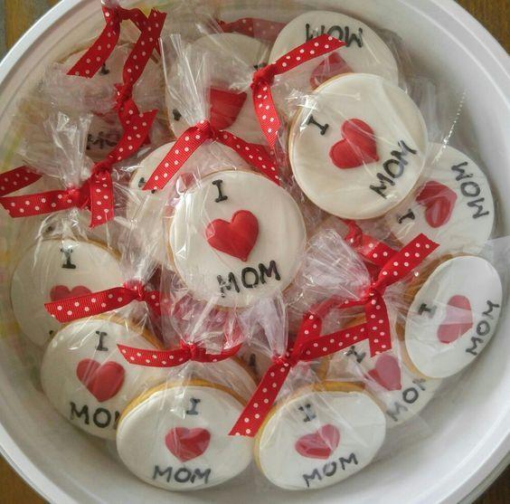 Las mejores ideas para decorar la casa en el Día de la Madre cookies