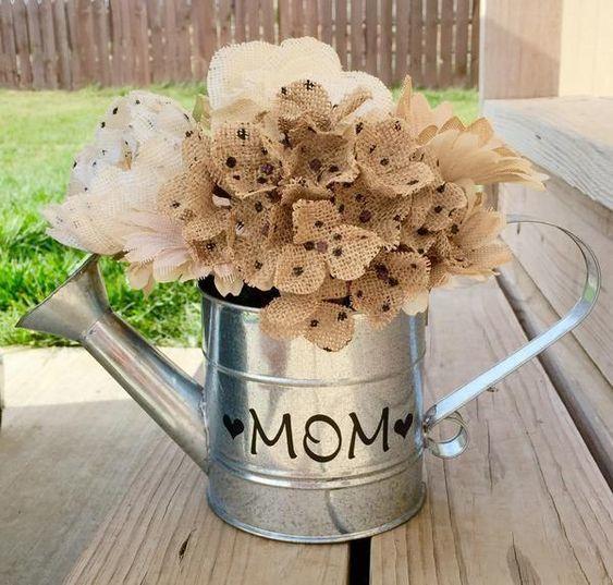 Las mejores ideas para decorar la casa en el Día de la Madre regadera