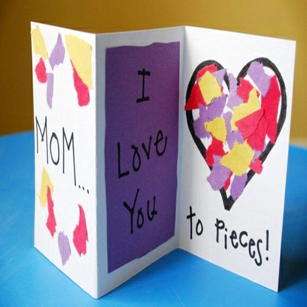 Los mejores regalos para el Día de la Madre con cartulinas tarjetón