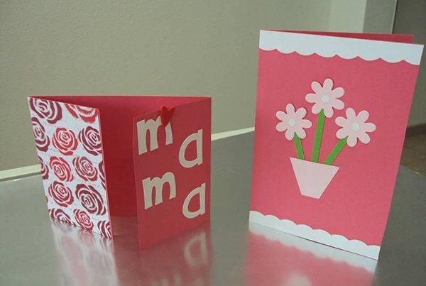 Los mejores regalos para el Día de la Madre con cartulinas tríptico del amor